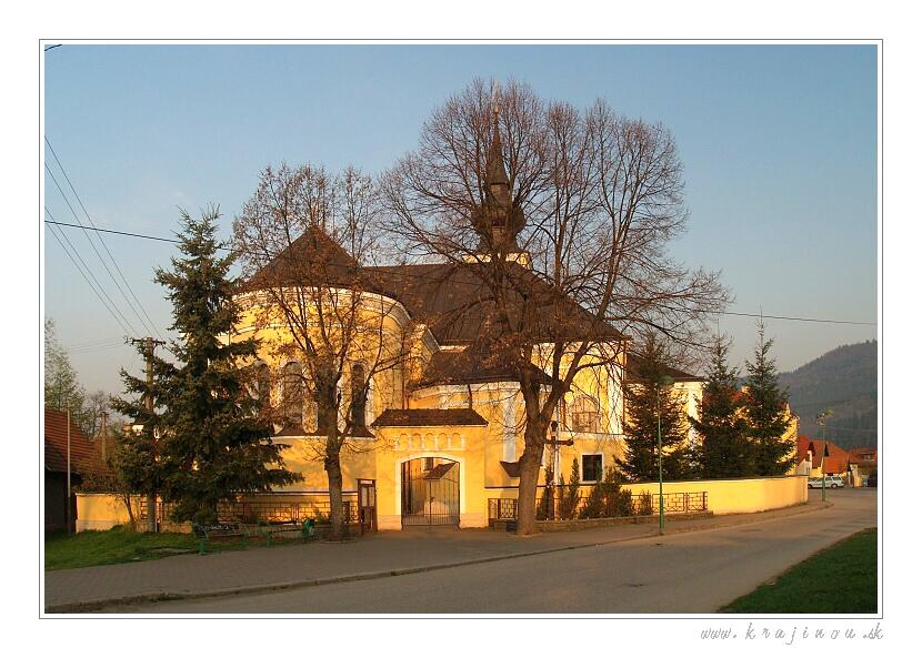 V kostole sa nachádzajú pozostatky Ž.Bošniakovej